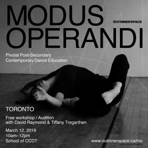 Toronto workshop 2019